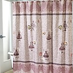 Juliet 70-Inch x 72-Inch Shower Curtain