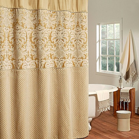 Buy Elegant Shower Curtains From Bed Bath Amp Beyond