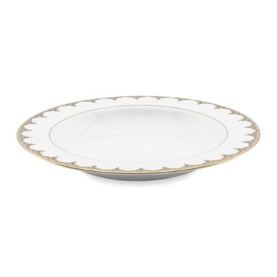 Lenox® Jeweled Saree Gold 12-Ounce Pasta Bowl