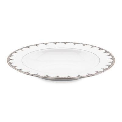 Lenox® Jeweled Saree Platinum 12-Ounce Pasta Bowl
