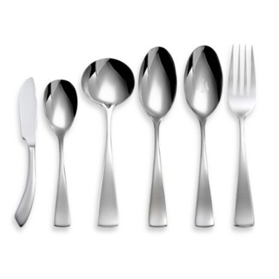 Oneida® Curva 6-Piece Serving Set