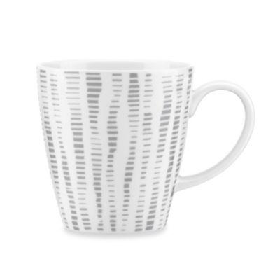 Dansk® Lotta Woven 16-Ounce Mug in Grey