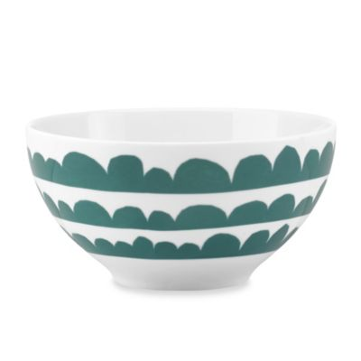 Dansk® Lotta Bubble 24-Ounce All-Purpose Bowl in Teal