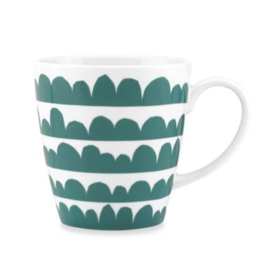 Dansk® Lotta Bubble 16-Ounce Mug in Teal