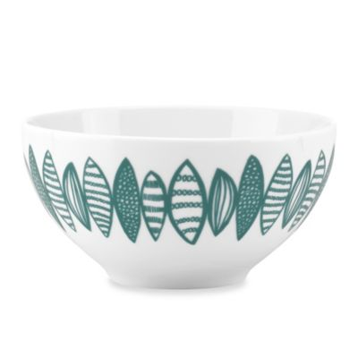 Dansk® Lotta Petal 24-Ounce All-Purpose Bowl in Teal