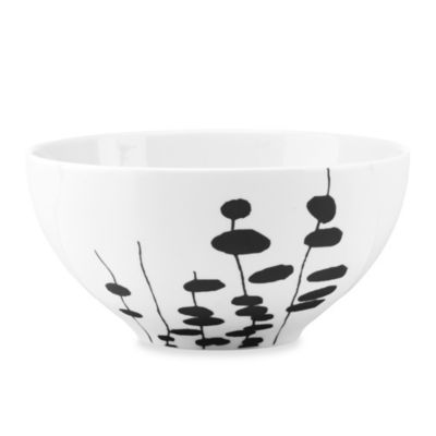 Dansk® Lotta Wisp 24-Ounce All-Purpose Bowl in Black