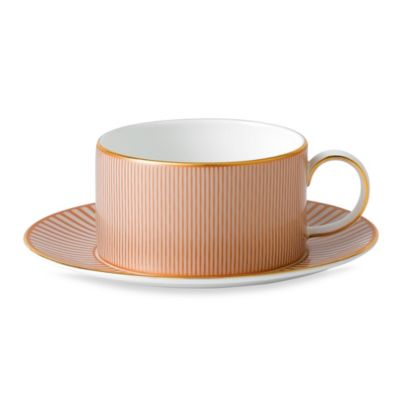 Wedgwood® Palladian Teacup and Saucer Set