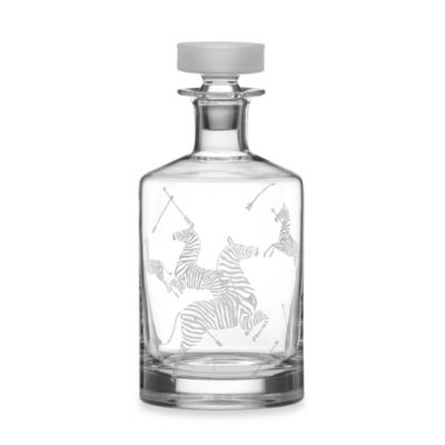 Lenox® Zebra Decanter