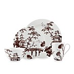 Lenox® Scalamandre Toile Tale Dinnerware Collection in Chocolate