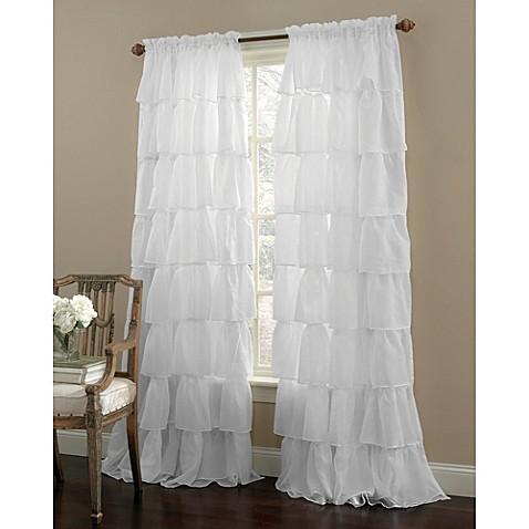 Gypsy Rod Pocket Window Curtain Panel Bedbathandbeyond Com