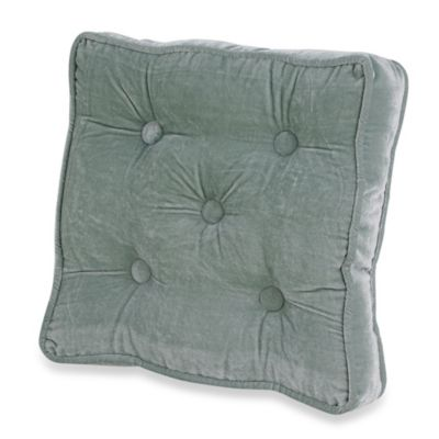 Arlington Boxed Velvet Square Throw Pillow