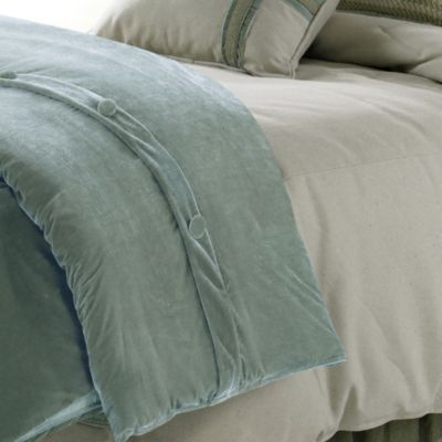 Arlington Velvet Queen Duvet Cover