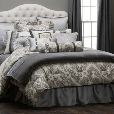 Kerrington 4-Piece Queen Comforter Set