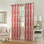 Palmetto Grommet Window Curtain Panels