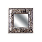 Pomeroy Collection Roxbury 12-Inch x 12-Inch Wall Accent Mirror