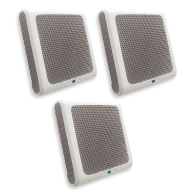Rid Rite Pest Repellers with Side Speakers (Set of 3)