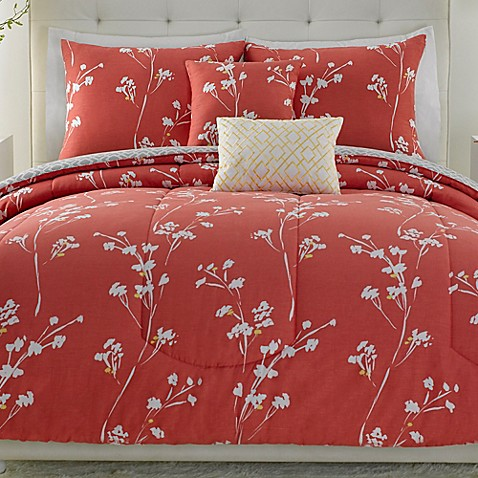 Wren Reversible Comforter Set