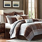 Bedford 8-Piece Reversible Comforter Set