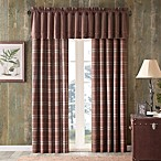 Cedar Ridge Clinton Woven Tailored Window Valance