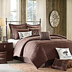 Cedar Ridge Clinton Woven Comforter Set