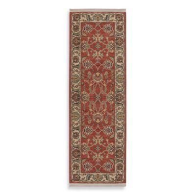 Karastan Ashara Agra 2-Foot 6-Inch x 8-Foot Rug in Red