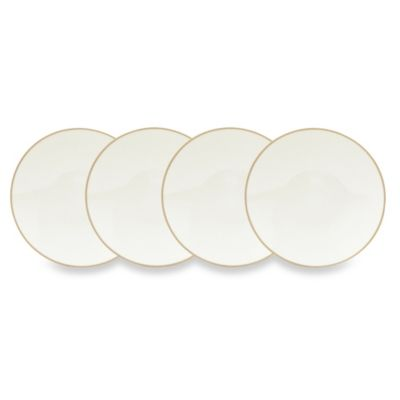 Noritake® Colorwave Suede 4-Piece 6.25-Inch Mini Plate Set