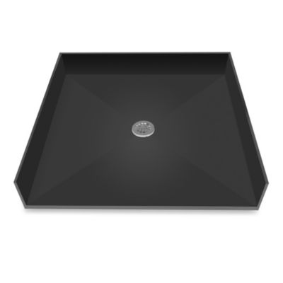 Tile Redi USA® Redi Free™ Barrier Free 38-Inch x 38-Inch Shower Pan with Center Drain