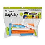 Twixit 20-Piece Bag Clips
