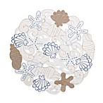 Sam Hedaya Seaside Cutwork Round Placemat