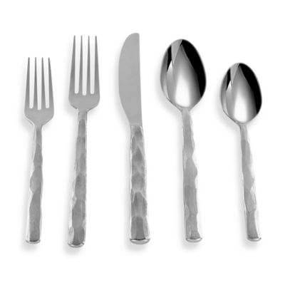 Cambridge® Silversmiths Kenilworth Mirror 20-Piece Flatware Set