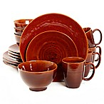 Gibson Home Orianna 16-Piece Dinnerware Set