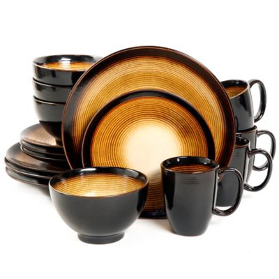 Odelia 16-Piece Dinnerware Set