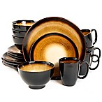Gibson Home Odelia 16-Piece Dinnerware Set