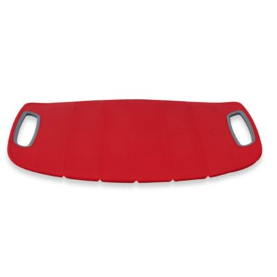 Architec® Gripper® Flex Board™ Cutting Board in Red
