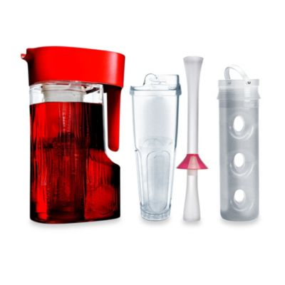 Primula® Flavor Now 2.7-Quart Muddler Instant Infusion Pitcher