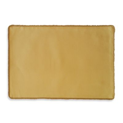 Oceano Yellow Placemat
