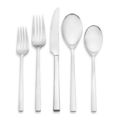 Bright Stainless Flatware