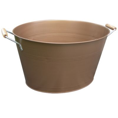Artland Oasis Party Tub in Antique Copper