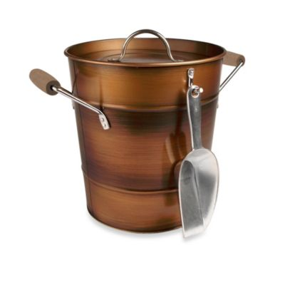 Artland Oasis Ice Bucket with Scoop