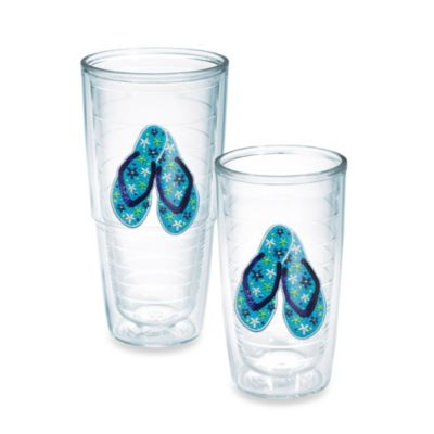 Tervis® Ladies Beaded Flip Flops Tumbler