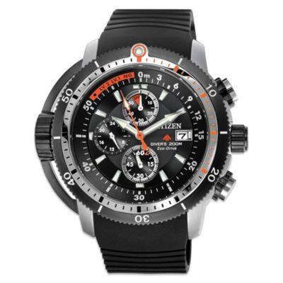 Citizen Men's Eco-Drive Promaster Depth Meter Chronograph Watch