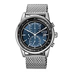 Citizen Men's Eco-Drive Mesh Chronograph Watch