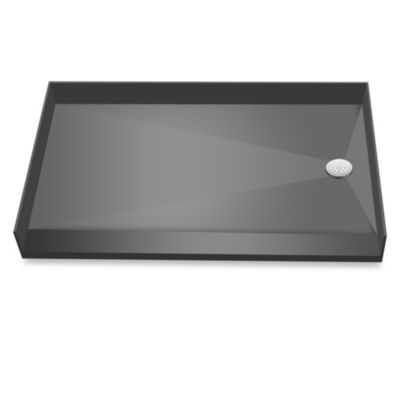 Redi Free™ Barrier Free 34-Inch x 60-Inch Shower Pan with Right Drain