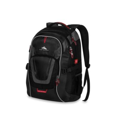 High Sierra® AT-7 Carry-On Computer Backpack in Black
