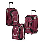 High Sierra® AT7 Luggage in Boysenberry