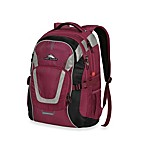 High Sierra® AT-7 Carry-On Computer Backpack in Boysenberry