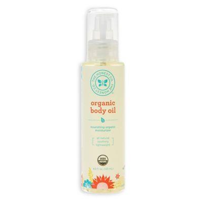 Honest 4-Ounce Organic Body Oil