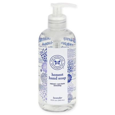 Honest 12-oz Lavender Hand Soap