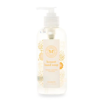 Honest 12-oz Mandarin Hand Soap