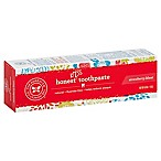 Honest KID'S 6-oz Toothpaste in Strawberry Blast